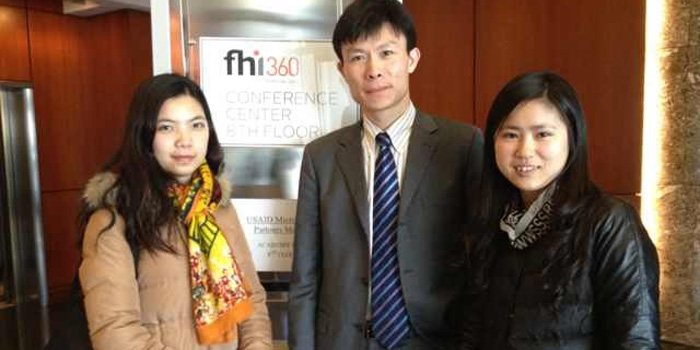 Internship at FHI 360 (Lu JIAOLI)