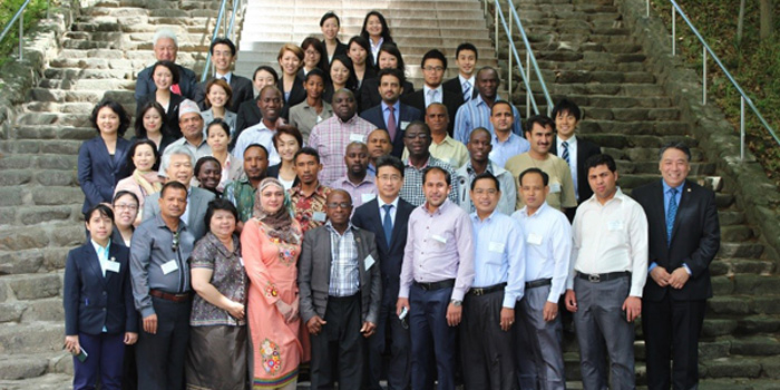 "JICA Training on ""Education Finance and Administration"" is being conducted in GSICS"