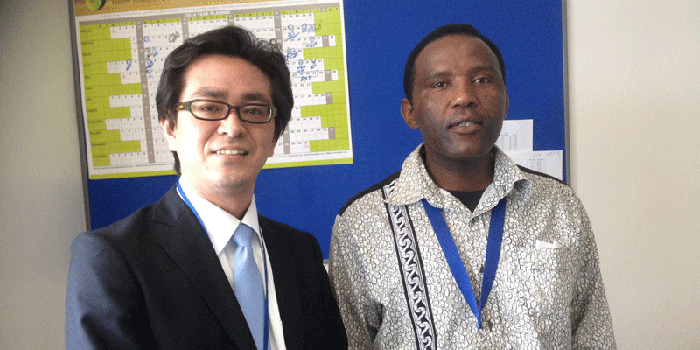 Advanced Overseas Research in Kenya (Kentaro SHIMADA)