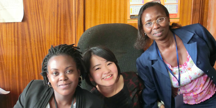 Internship at Ministry of Education and Sports in Uganda (Momoko KISHI)