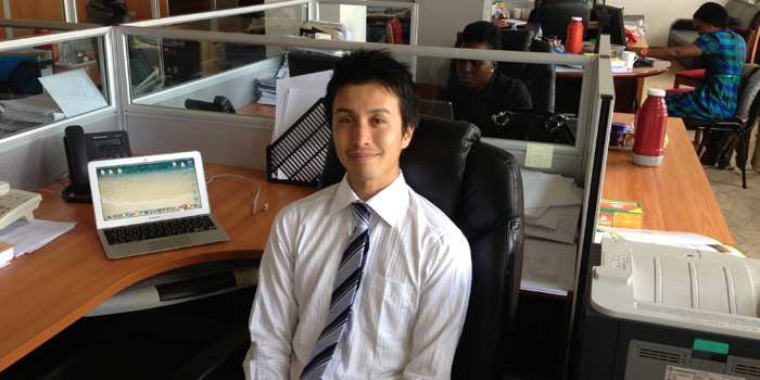 Internship at Office of the Prime Minister in Uganda (Ryosuke MATSUURA)