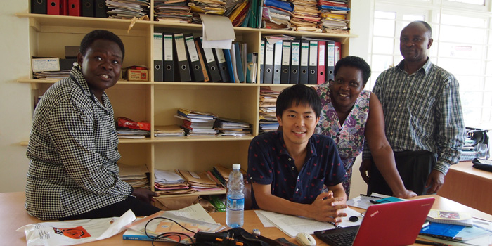 Internship at Ministry of Education and Sports in Uganda (Takeru NUMASAWA)