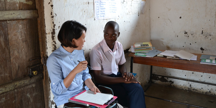 Internship at University of Malawi and Ministry of Education in Malawi (Yukari GOSHIMA)