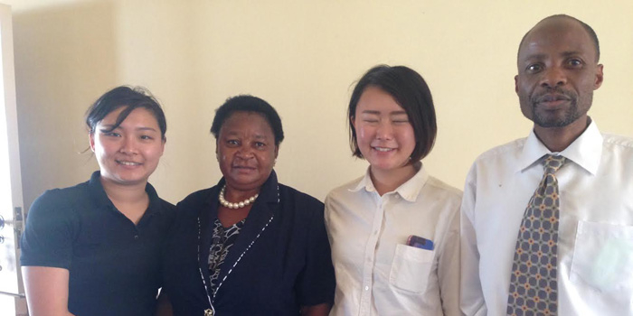 Internship at the University of Malawi (Jungmi PARK)