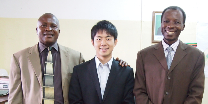 Internship at JICA Zambia Office (February 1st – 27th)