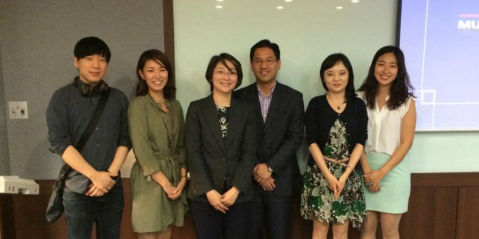 My Experiences at Korea University for the Campus Asia Program (Xiaoxiao JIA)