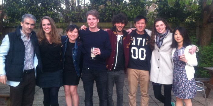 My experience at the University of East Anglia (Kana Takahashi)