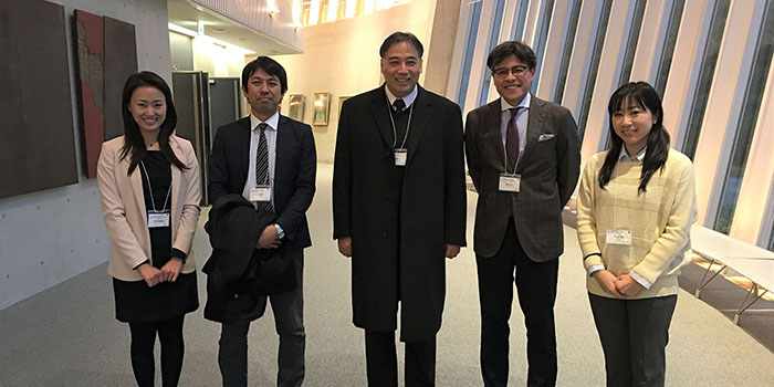 The 27th Annual Conference of JASID Was Held at Hiroshima University