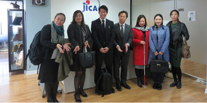 Internship at JICA Mongolia Office (Hiroki HASHI)