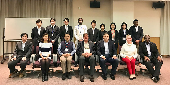 The 2017 International Education Development Forum at Nagoya University