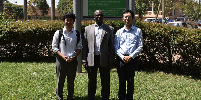 Internship at Makerere University (Kenta MIYAMOTO)